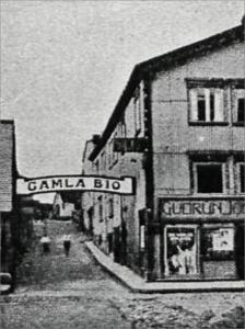Gamla Bíó var til húsa í Fjalakettinum milli áranna 1906 og 1925.