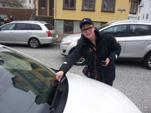 Bílastæðagjöld í miðbænum eru of há og fæla viðskiptavini frá svæðinu.